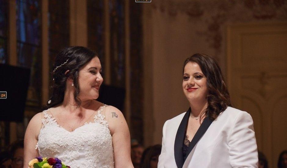 La boda de Rocio y Silvia  en Barcelona, Barcelona