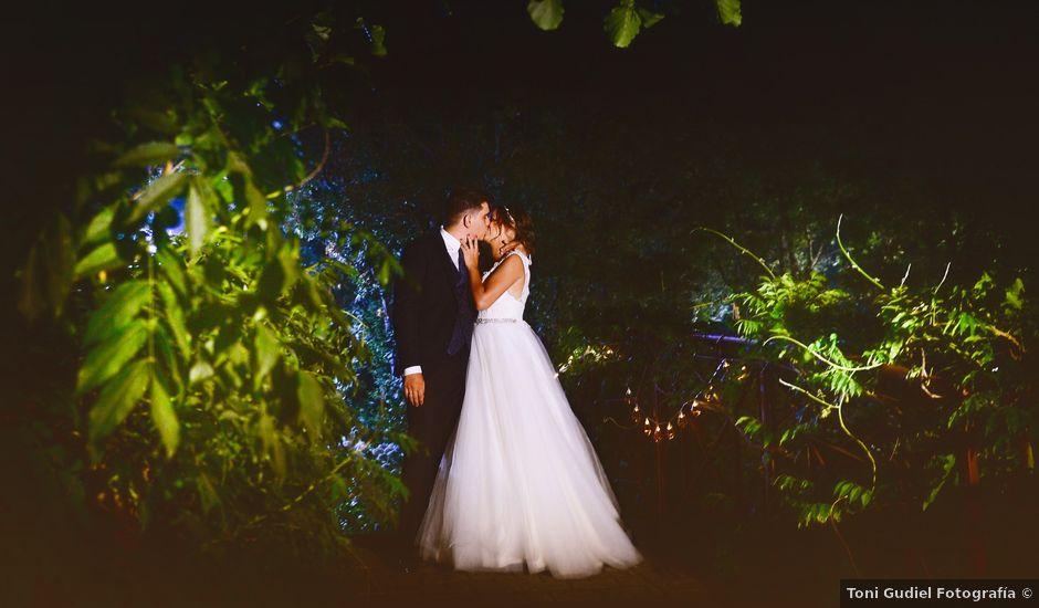 La boda de Noelia y Javier en Valdastillas, Cáceres