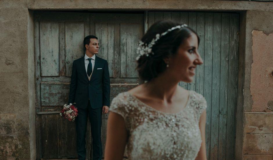 La boda de Marcos y Ana Cris en El Grado, Huesca