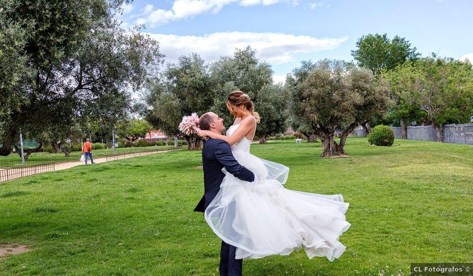 La boda de Virginia y Anibal en Fuenlabrada, Madrid