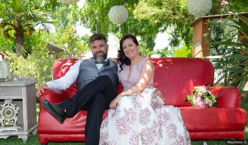 La boda de Javi y Ana en Aranjuez, Madrid