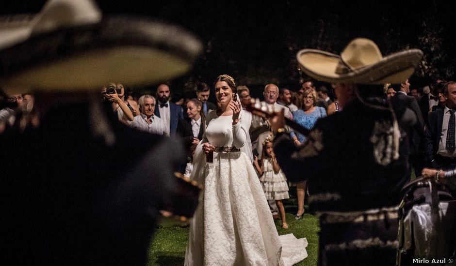 La boda de Jose y Cynthia en Aranjuez, Madrid
