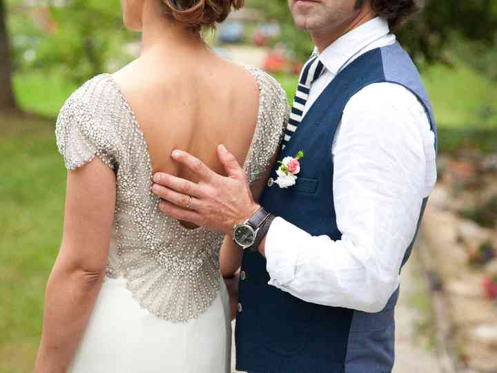 La boda de Natalia y Roberto