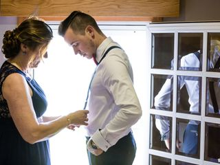 La boda de Alba y Cristian 2
