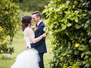 La boda de Alba y Cristian