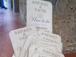 La boda de Amparo  y David 1