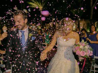 La boda de Patri y Rafa