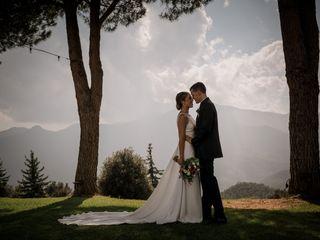 La boda de Sandra y Marc