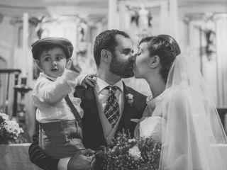 La boda de Mª José y Ángel