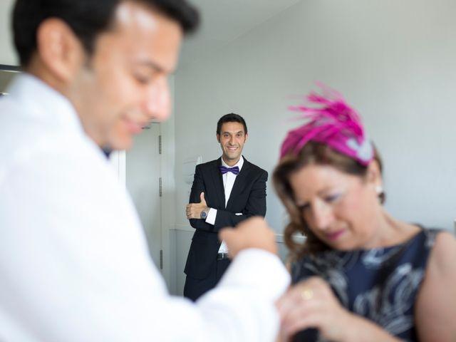 La boda de Juanma y Ale en Valdemorillo, Madrid 4