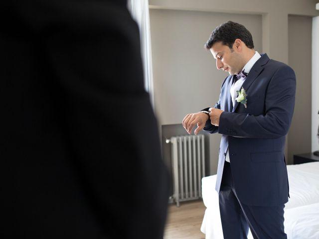 La boda de Juanma y Ale en Valdemorillo, Madrid 6
