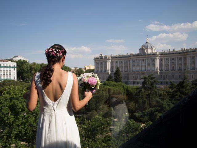 La boda de Juanma y Ale en Valdemorillo, Madrid 27