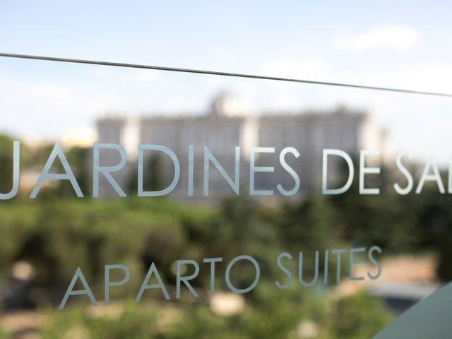 La boda de Juanma y Ale en Valdemorillo, Madrid 36