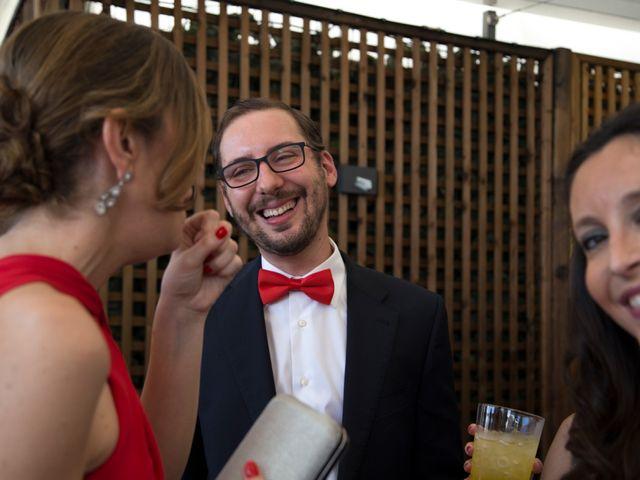 La boda de Juanma y Ale en Valdemorillo, Madrid 40
