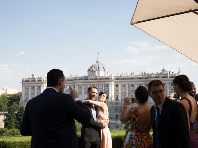 La boda de Juanma y Ale en Valdemorillo, Madrid 42