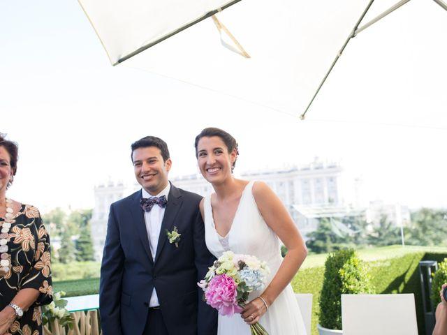 La boda de Juanma y Ale en Valdemorillo, Madrid 53