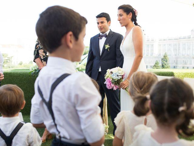 La boda de Juanma y Ale en Valdemorillo, Madrid 54