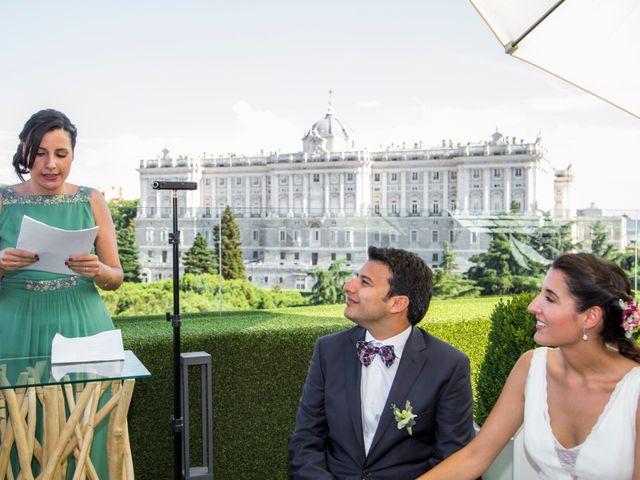 La boda de Juanma y Ale en Valdemorillo, Madrid 61