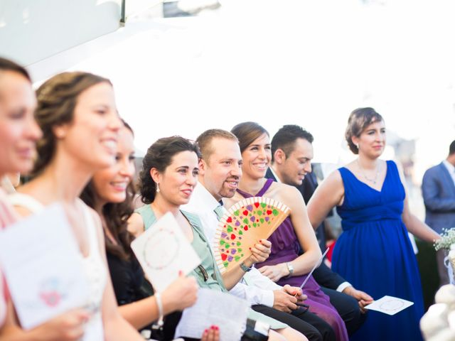 La boda de Juanma y Ale en Valdemorillo, Madrid 65
