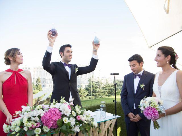 La boda de Juanma y Ale en Valdemorillo, Madrid 72