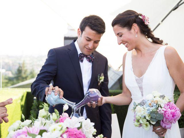 La boda de Juanma y Ale en Valdemorillo, Madrid 73