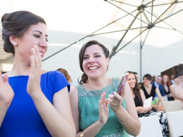 La boda de Juanma y Ale en Valdemorillo, Madrid 81