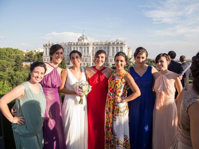 La boda de Juanma y Ale en Valdemorillo, Madrid 102