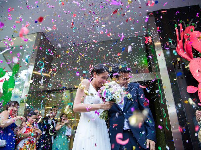 La boda de Juanma y Ale en Valdemorillo, Madrid 104