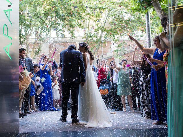 La boda de Juanma y Ale en Valdemorillo, Madrid 105