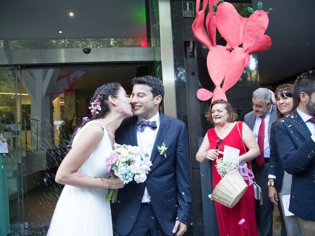 La boda de Juanma y Ale en Valdemorillo, Madrid 106