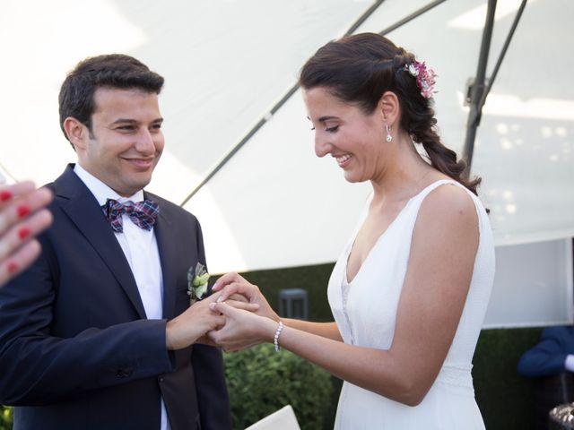 La boda de Juanma y Ale en Valdemorillo, Madrid 110