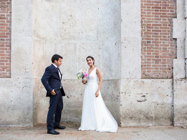La boda de Juanma y Ale en Valdemorillo, Madrid 112