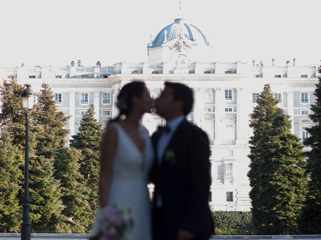 La boda de Juanma y Ale en Valdemorillo, Madrid 115
