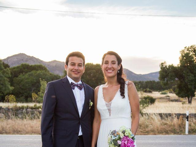 La boda de Juanma y Ale en Valdemorillo, Madrid 117