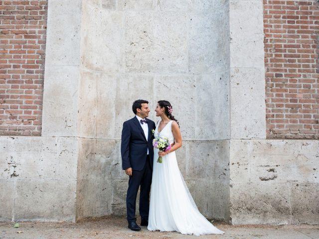 La boda de Juanma y Ale en Valdemorillo, Madrid 125