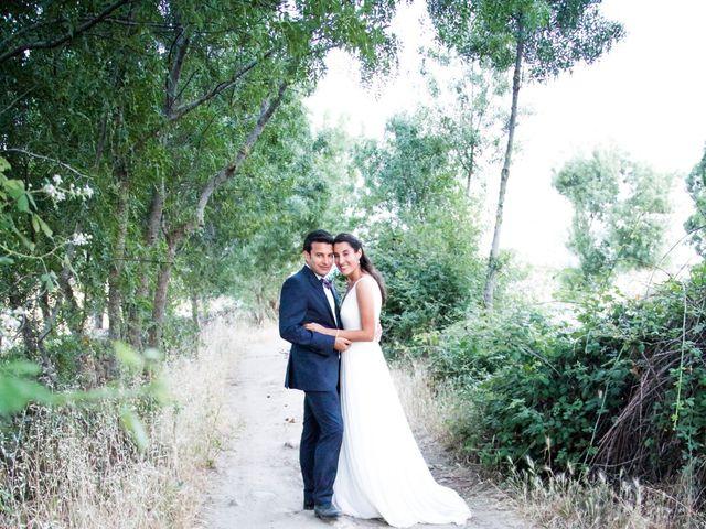 La boda de Juanma y Ale en Valdemorillo, Madrid 140