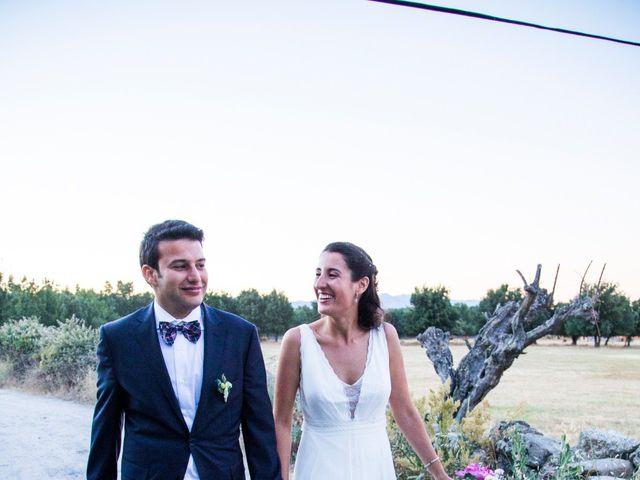 La boda de Juanma y Ale en Valdemorillo, Madrid 143