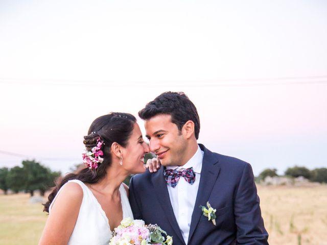La boda de Juanma y Ale en Valdemorillo, Madrid 145