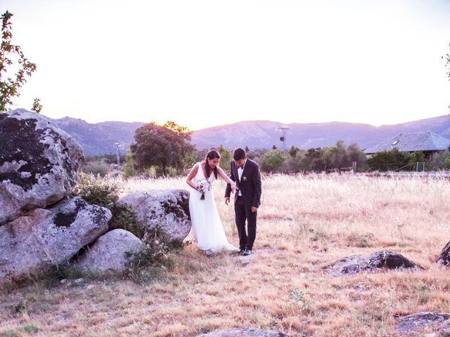 La boda de Juanma y Ale en Valdemorillo, Madrid 154