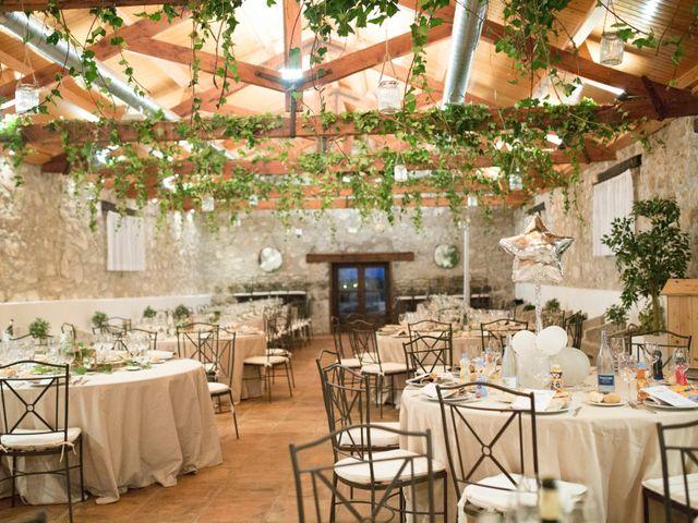 La boda de Juanma y Ale en Valdemorillo, Madrid 180
