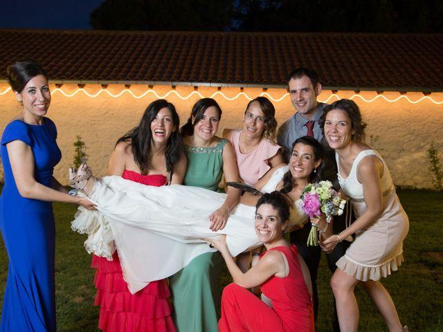 La boda de Juanma y Ale en Valdemorillo, Madrid 186