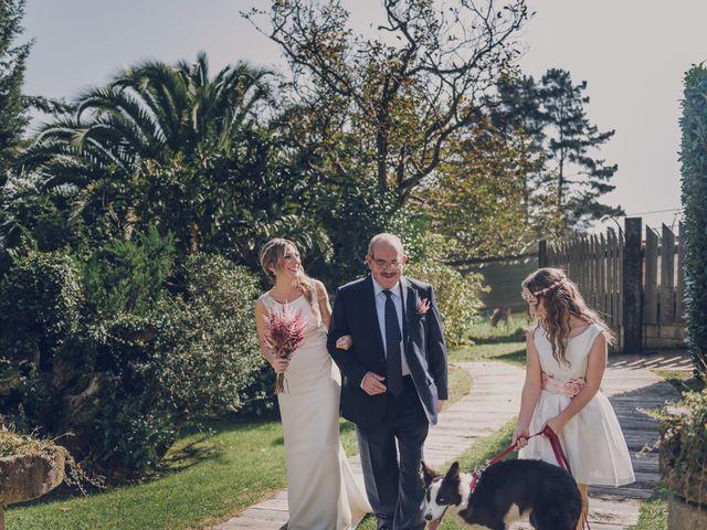 La boda de Aitor y Inma en Forua, Vizcaya 55