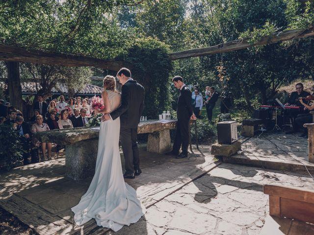 La boda de Aitor y Inma en Forua, Vizcaya 62