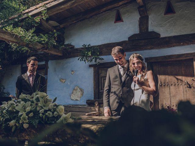 La boda de Aitor y Inma en Forua, Vizcaya 71