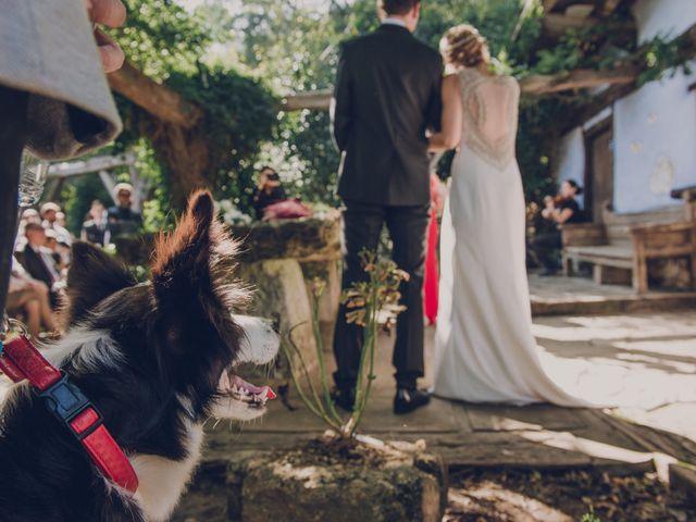 La boda de Aitor y Inma en Forua, Vizcaya 73