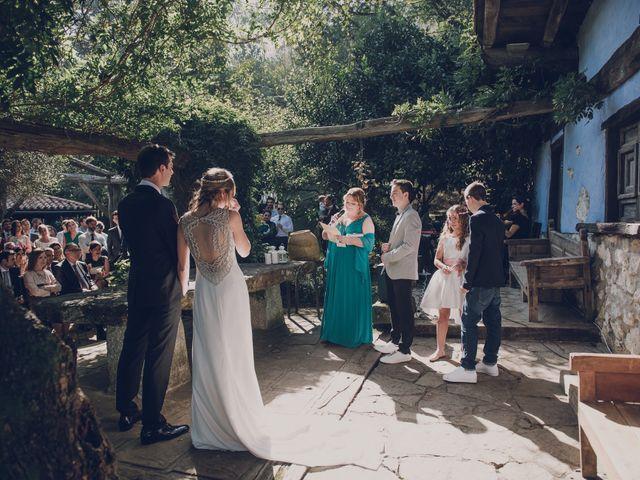 La boda de Aitor y Inma en Forua, Vizcaya 76