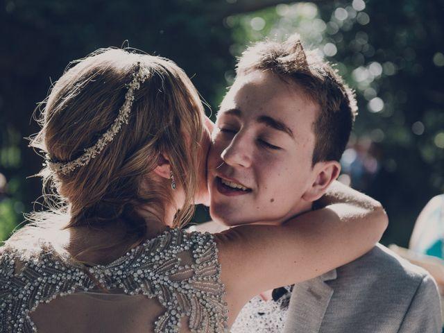 La boda de Aitor y Inma en Forua, Vizcaya 81