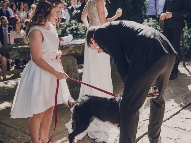 La boda de Aitor y Inma en Forua, Vizcaya 84