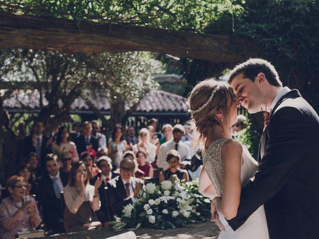 La boda de Aitor y Inma en Forua, Vizcaya 86
