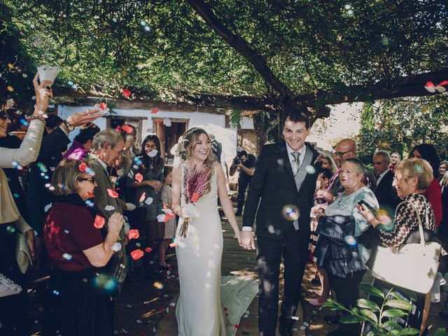 La boda de Aitor y Inma en Forua, Vizcaya 89